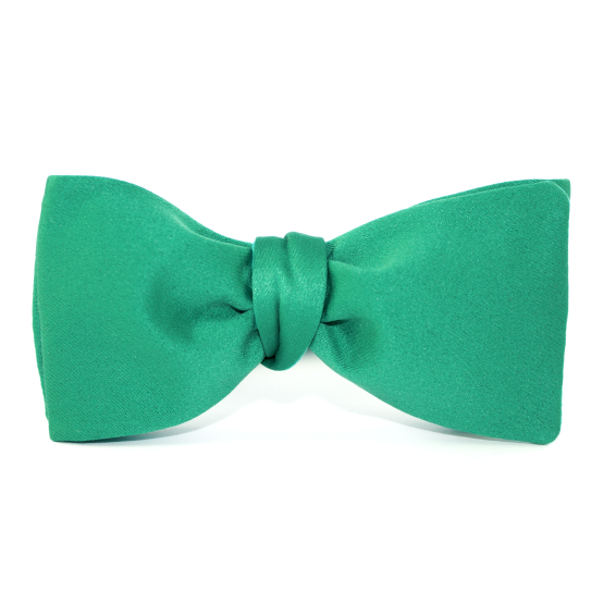 Papion Self-Tie Emerald