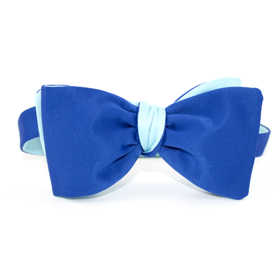 Papion Self-Tie Snorkel Blue